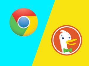 google duckduckgo