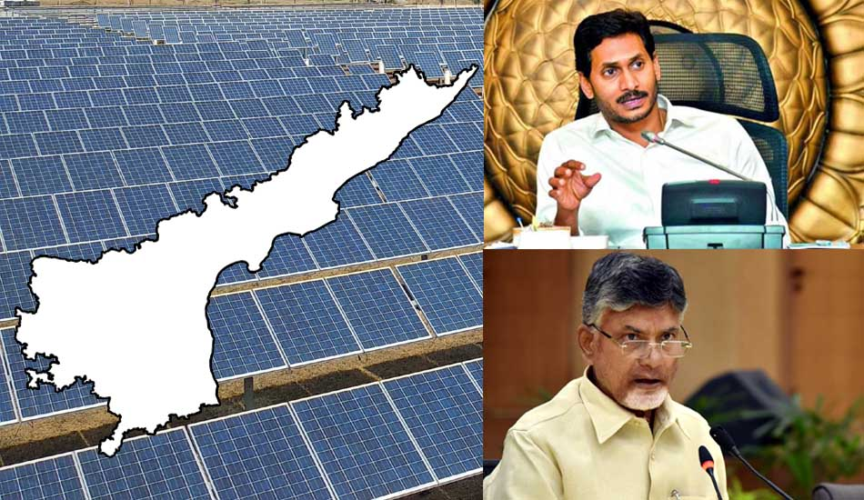 Andhra Challenges Solar PPA Tariffs